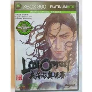 Xbox360遊戲 失落的奧德賽