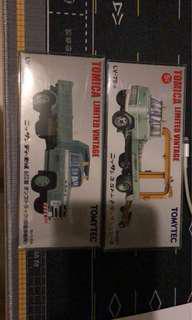 Tomica Limited Vintage LV-75a 及 LV-66b 罕有 不散賣