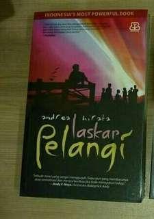 Pre Order Book - Laskar pelangi by Andrea Hirata (Indonesia)