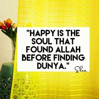 Tazkirah - Islamic quotes