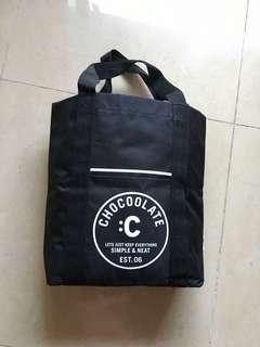 Chocoolate tote bag (限量版)