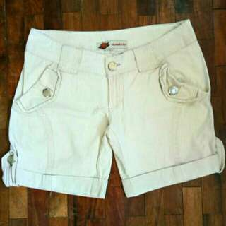 Babo khaki shorts