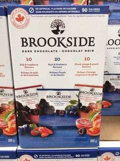 🇨🇦加拿大代購🇨🇦Brookside Chocolate 藍莓朱古力豆 800g 40包裝