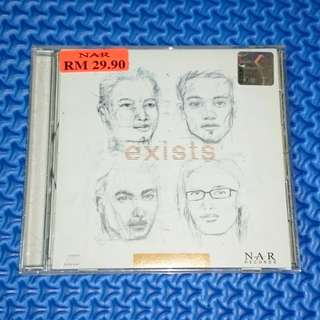 🆒 Exists - Paragon [2004] Audio CD