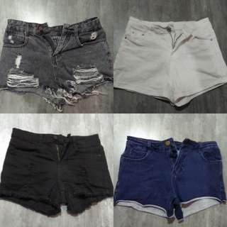 Mix and Match!! Short Pants