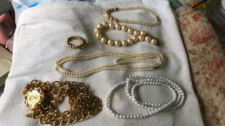 Pearl Necklace all items $5 will do.