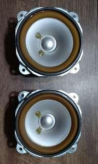 """3.5"""" Full Range Speaker"""