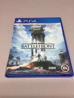 Star Wars PS4 Battlefront