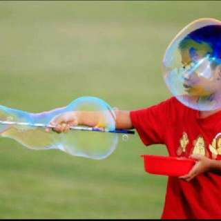 Pati Bubble