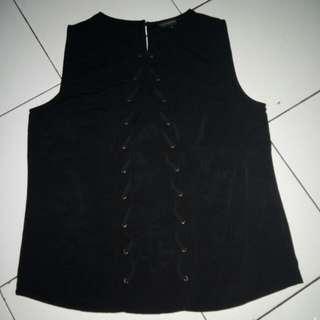 Executive blouse black