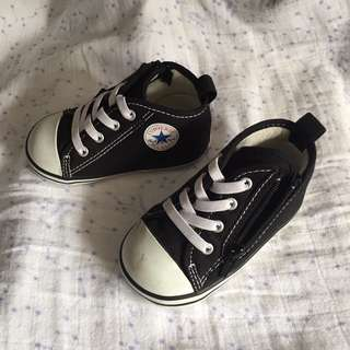 Converse Baby Black