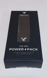 Authentic American Eagle Outfitters power pack (2000mAh)