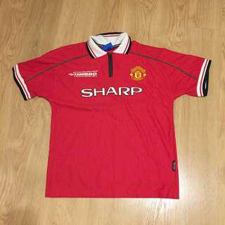 Man Utd 1999 Special Version