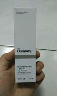 Reprice The Ordinary new ( Niacinamide , Salicylic Acid , Coverage Foundation )
