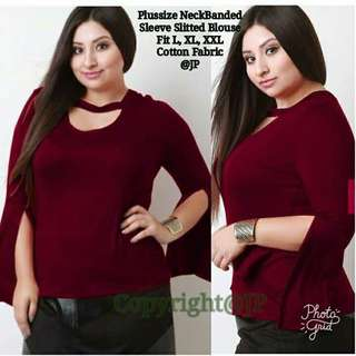 PLUS SIZE Flare Top