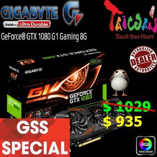 Gigabyte GTX 1080 G1 Gaming 8G.., ( Till.. 30 June 2018 Offer  Ends...)
