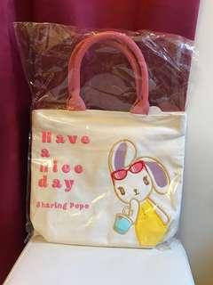🚚 兔兔 帆布袋