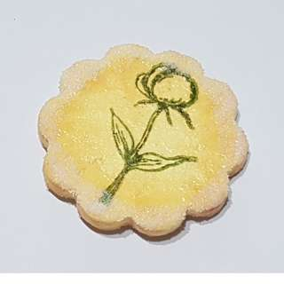 🚚 Cute Handmade Sugar Cookie Magnet(flower shaped)