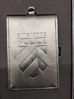 SINGAPORE POLICE PASS HOLDER (please read description)