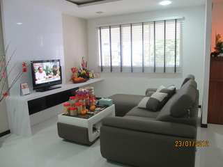 Nicely Renovated 4Rm Woodlands Blk 773