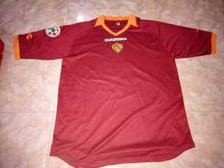 Jersey As Roma Thn 2007