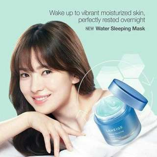 Laneige Water Sleeping Mask 70ml - Special Edition