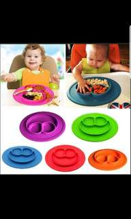 Baby Plate Silicon Easy Placemat