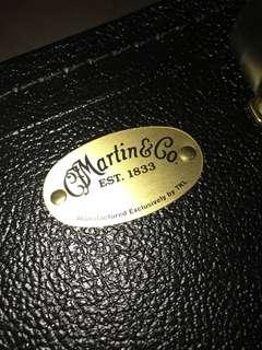 Brand New Martin guitar hard case (dreadnaught)