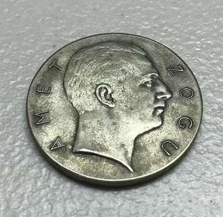 Shquin albania v 1927 FR.A. 5 Amet Zogu