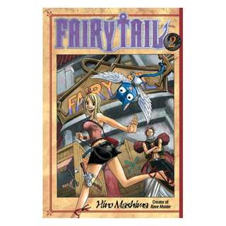 🚚 Fairy Tail Manga Volume 2 & 3