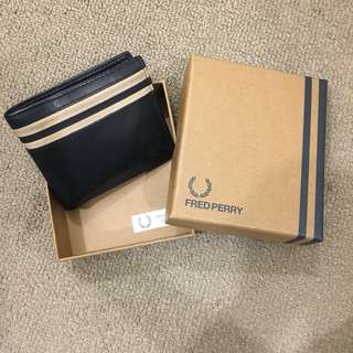 Fred perry billfold original wallet