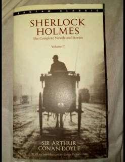 Sherlock Holmes Volume II by Sir Arthur Conan Doyle