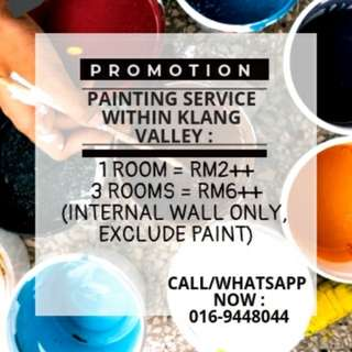 Painting Service Promotion