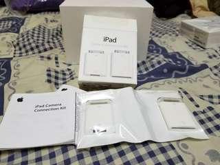 Apple iPad 連接 讀卡器 連接 相機 USB(舊頭)