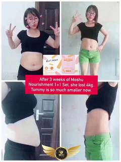 Moshu 1+1 Healthy Slimming