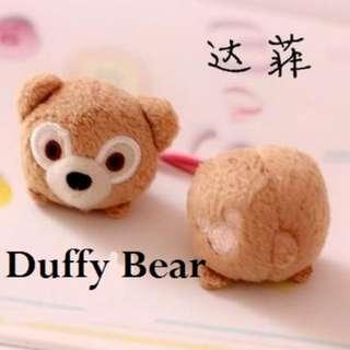 Duffy Bear & Shellie May Bear Hair Band/ Hair Ties
