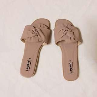 Sendal Bangkok Mules Selop Slip On Sandal NEW!