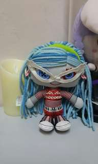 Monster high Ghoulia plush toy