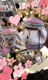 Be our guest tea set bag