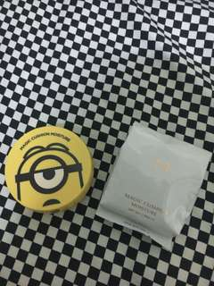 Missha 氣墊粉餅補充餅芯
