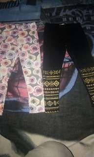 Branded buy 1 get 1 leggings