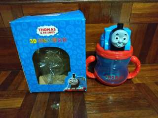 Thomas The Train 3D Water Bottle