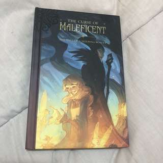 Maleficent book