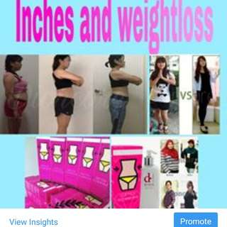 Qoo10 slimming product