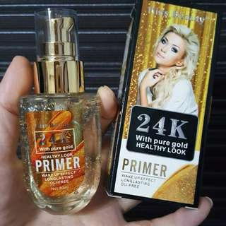 KISS BEAUTY 24K PURE GOLD PRIMER