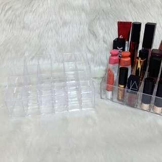 24 slot lipstick organizer brandnew