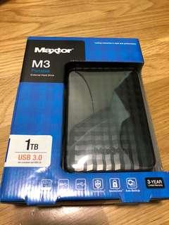 Maxtor M3 portable