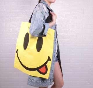 😃笑哈哈大環保袋