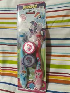 Firefly's My Little Pony Oral Care Travel Kit