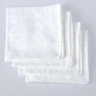 日本製 波點紗巾